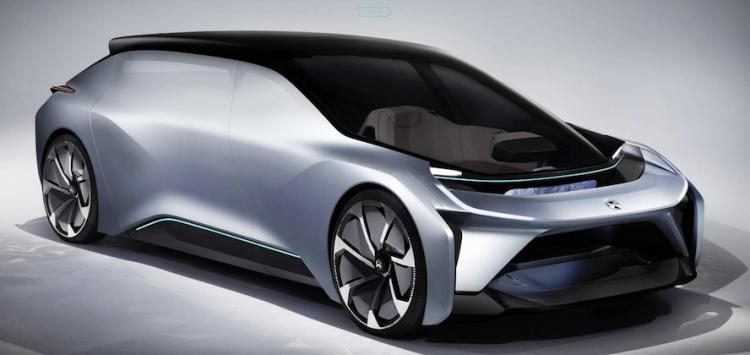 "Китайский производитель электромобилей Nio готовит IPO на $2 млрд"""