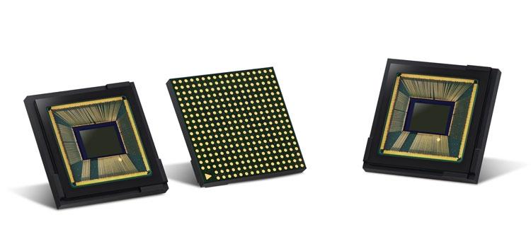 Датчики изображения Samsung ISOCELL Fast 2L3 (Samsung)