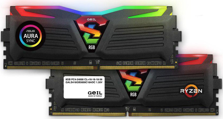 GeIL SuperLuce RGB SYNC AMD Edition