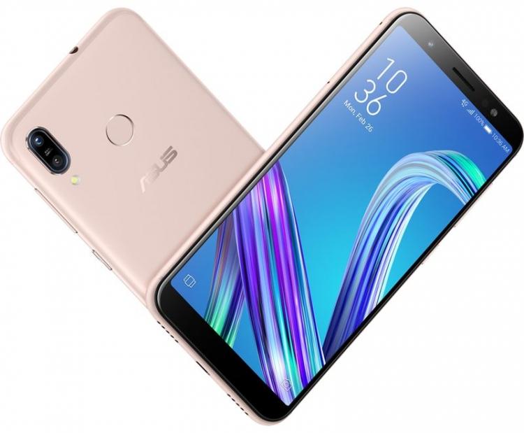 "MWC 2018: смартфон ASUS ZenFone Max (М1) с акцентом на автономность"""