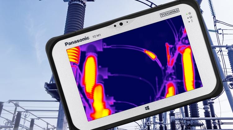 "MWC 2018: новый планшет Panasonic Toughpad FZ-M1 наделён тепловизором"""