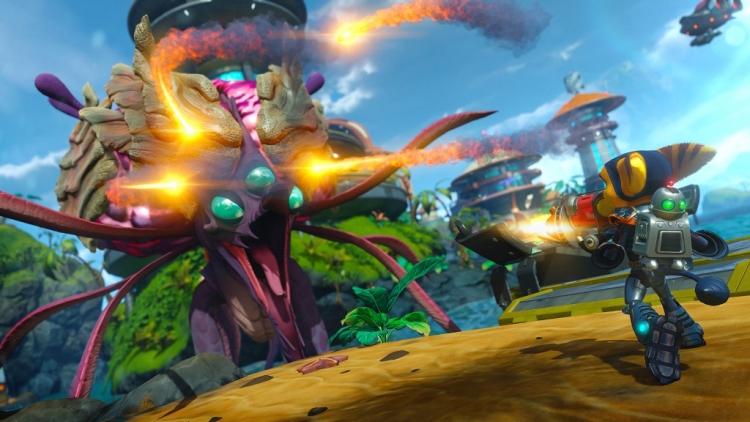 Bloodborne и Ratchet & Clank будут бесплатны в PlayStation Plus в марте