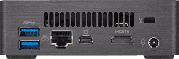 GIGABYTE оснастила мини-компьютеры BRIX чипами Intel Kaby Lake R