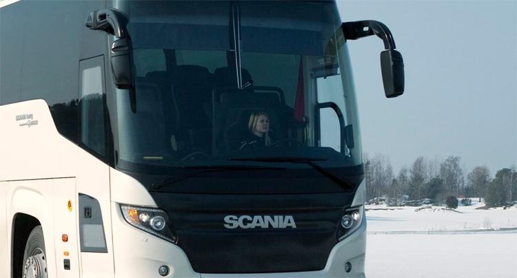 """Электробусы Scania начинают перевозить пассажиров"""""""