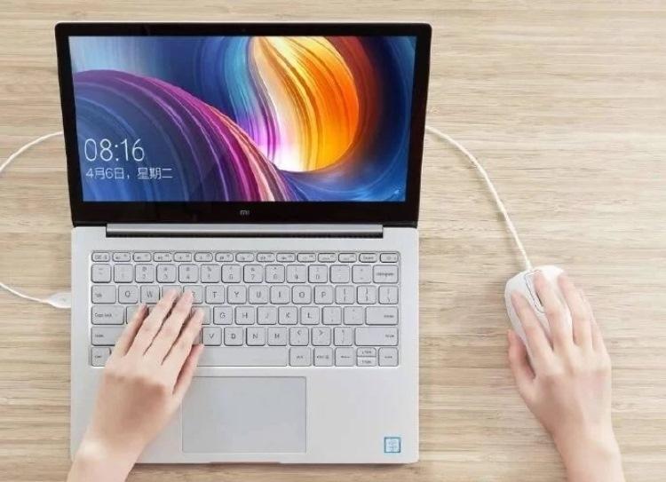 """Xiaomi представила офисную компьютерную мышьMIJIA с дактилоскопическим сканером"""""""