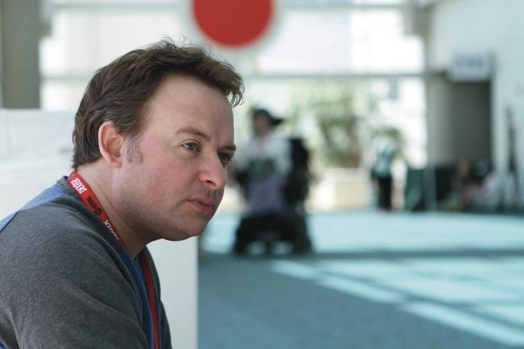 Дэвид Яффе. Фото videogamer.com