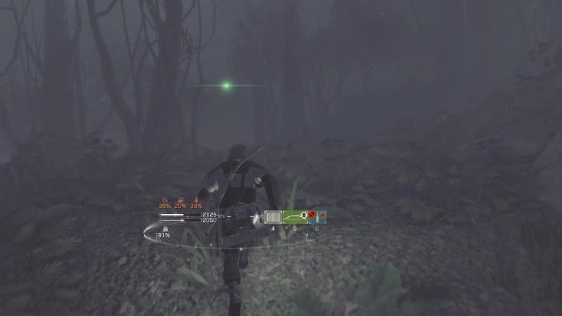Спасительный маячок на башнях — единственный способ ориентироваться там, где ни черта не видно