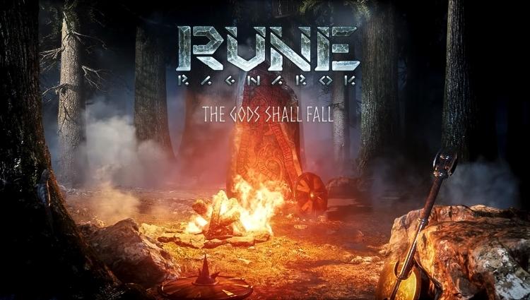 Ragnarok сократила название доRune— Игра Rune