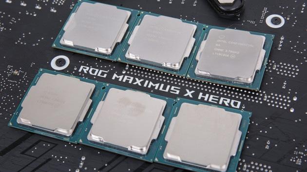305 1 - Новые CPU Coffee Lake-S «прописались» на сайте ASUS