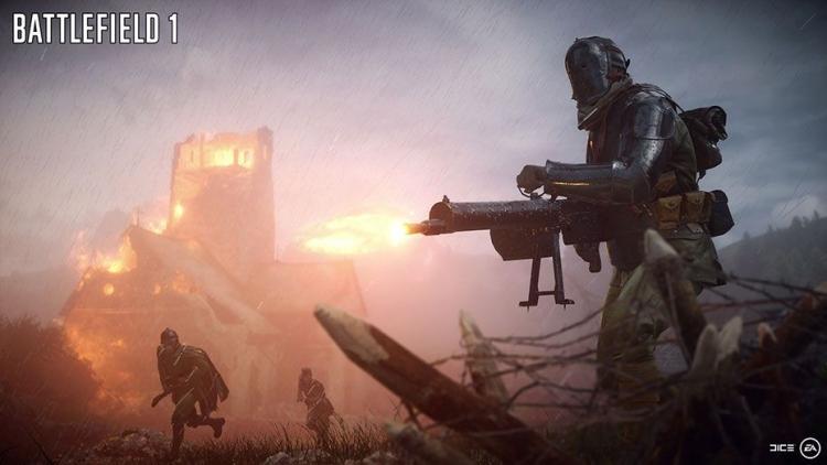 """Слухи: новая часть Battlefield расскажет о событиях Второй мировой и выйдет в этом году"""""""