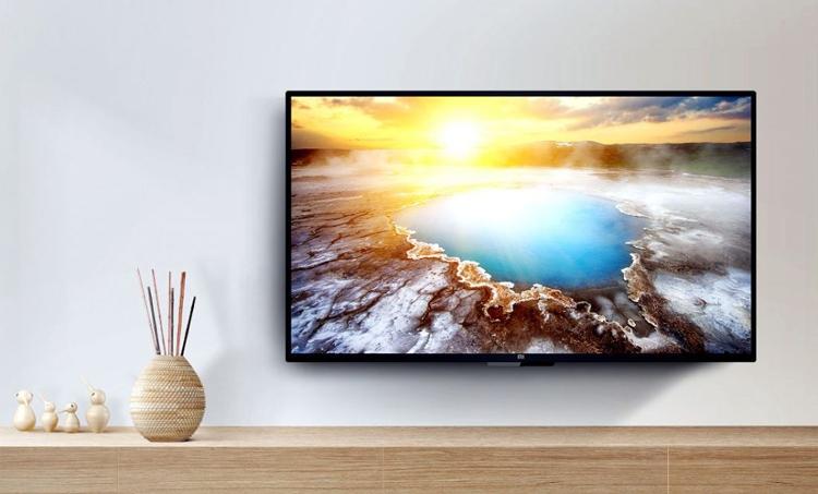 """Xiaomi оценила смарт-телевизор Mi TV 4A с диагональю 40 дюймов в $270"""""""