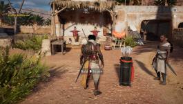 Assassin's Creed: Origins — среднее качество