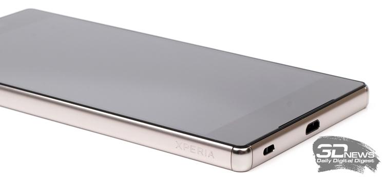 """Sony работает над смартфоном с безрамочным 4K-дисплеем"""""""