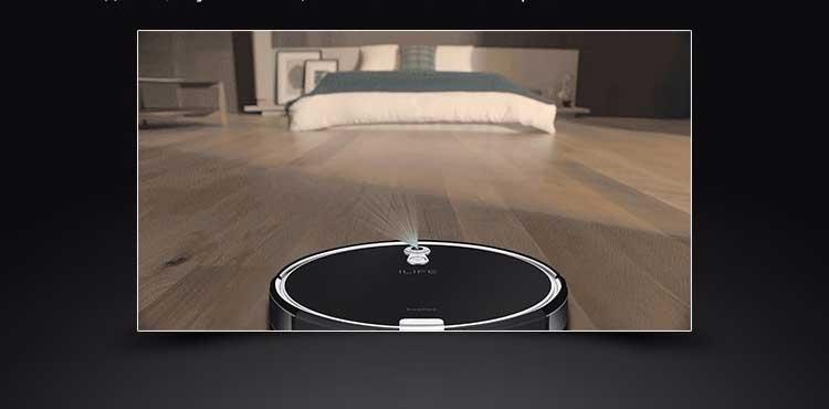 """Робот-пылесос ILIFE A8 с 360-градусной системой навигации доступен наAliExpress"""""""