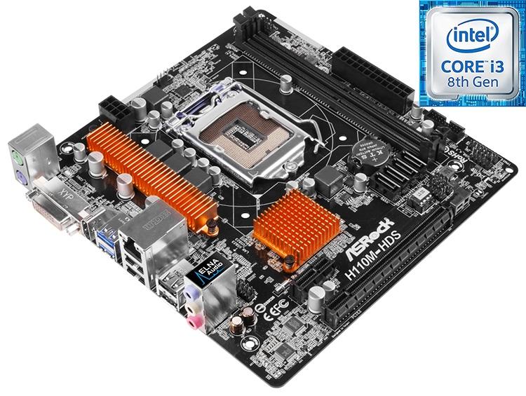 311 3 - Процессоры Coffee Lake-S: достигнута ограниченная совместимость с платами ASRock 100/200 после модификации