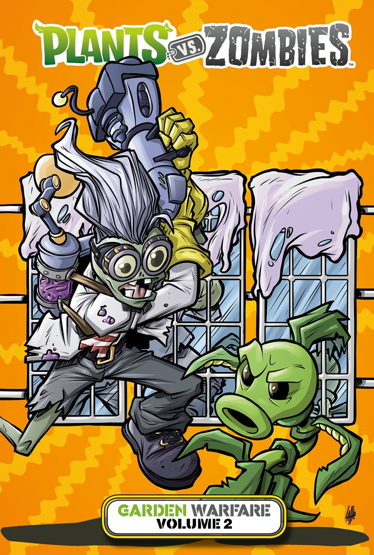 Слухи: Electronic Arts выпустит Plants vs. Zombies: Garden Warfare 3 в этом году""