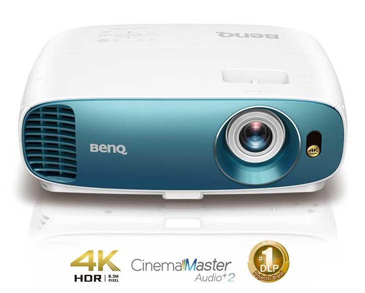 """В апреле появится в продаже DLP-проектор BenQ TK800 с поддержкой HDR и 4K"""""""