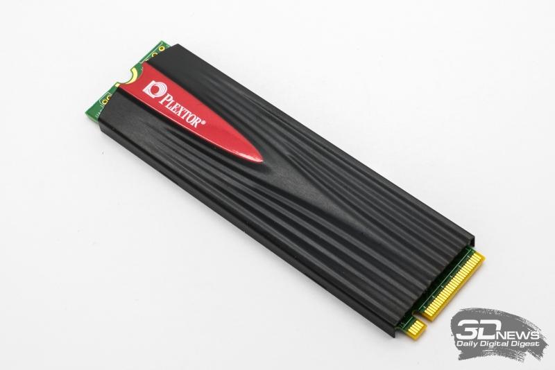 Обзор NVMe-накопителя Plextor M9Pe: первый SSD с RGB LED