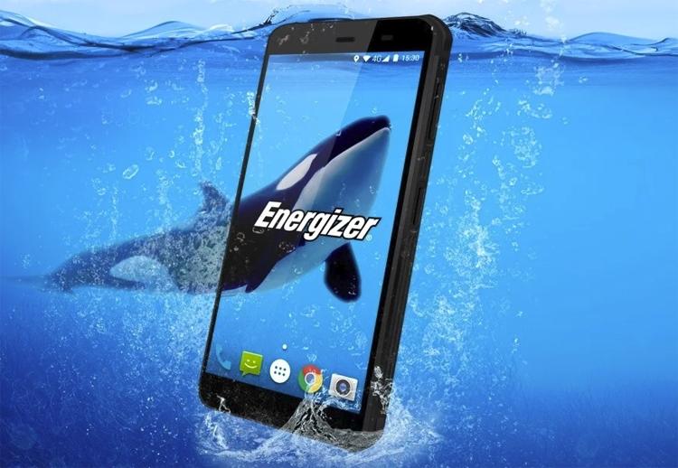 Анонс Energizer Hardcase H570S— «неубиваемый» смартфон сбольшой автономностью