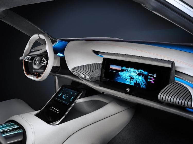 "Pininfarina HK GT: суперкар с четырьмя электромоторами мощностью свыше 1000 л. с."""