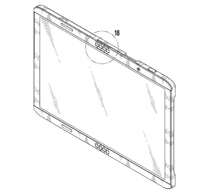 """Samsung проектирует гибрид смартфона и мини-планшета"""""""