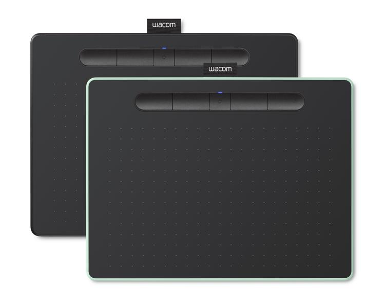 """Wacom представила новые графические планшеты Intuos"""""""