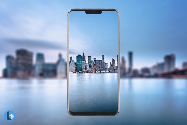 Рендеры LG G7 Neo — смартфон может стать лучшим клоном iPhone X