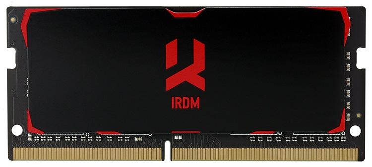 315 1 - GOODRAM выпускает модули памяти IRDM DDR4 для ноутбуков