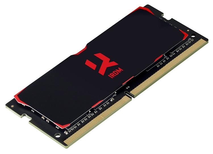 315 2 - GOODRAM выпускает модули памяти IRDM DDR4 для ноутбуков