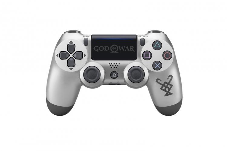 """Sony выпустит ограниченное издание PlayStation 4 Pro в стилистике God of War"""""""