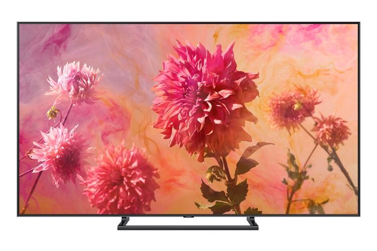 """Флагманские телевизоры Samsung QLED TV открывают новые возможности просмотра"""""""