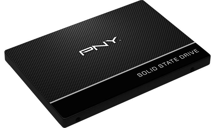 pny2 - Вышел твердотельный накопитель PNY CS900 вместимостью 960 Гбайт