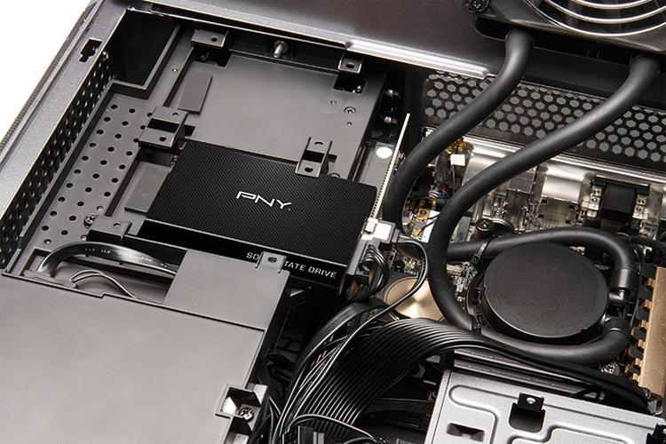 pny3 - Вышел твердотельный накопитель PNY CS900 вместимостью 960 Гбайт