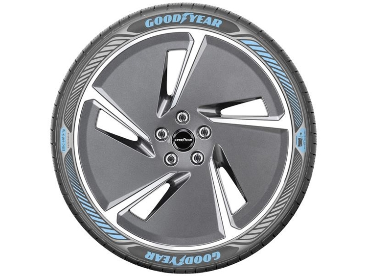 """Шины Goodyear EfficientGrip Performance созданы с учётом особенностей электрокаров"""""""