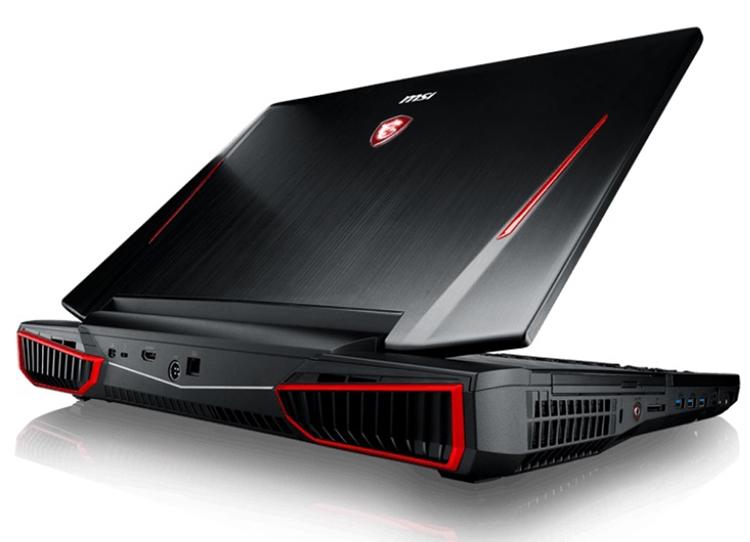 "Игровой ноутбук MSI GT83VR Titan получил процессор Intel Coffee Lake"""