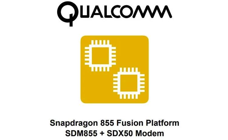 sd2 - Qualcomm готовит платформу Snapdragon 855 Fusion для флагманских устройств