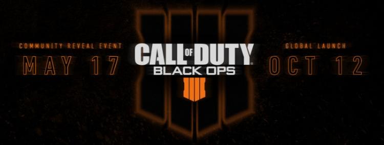 """Call of Duty: Black Ops 4 покажут в мае, а выйдет она раньше обычного"""""""