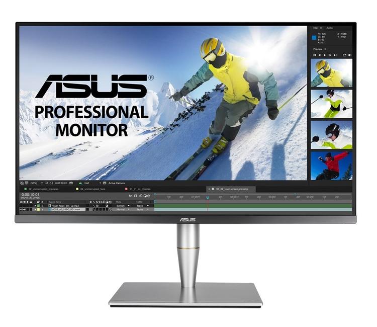 """ASUS ProArt PA32UC: профессиональный монитор формата 4К"""""""