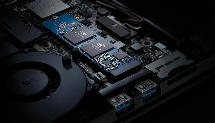 Intel Optane SSD 800P 3 - Накопители Intel Optane SSD 800P имеют вместимость 58 и 118 Гбайт