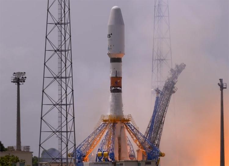 Спутниковая интернет-группировка O3b пополнилась четырьмя аппаратами
