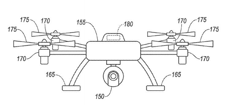 """В Ford придуман дрон-поводырь для «ослепших» робомобилей"""""""