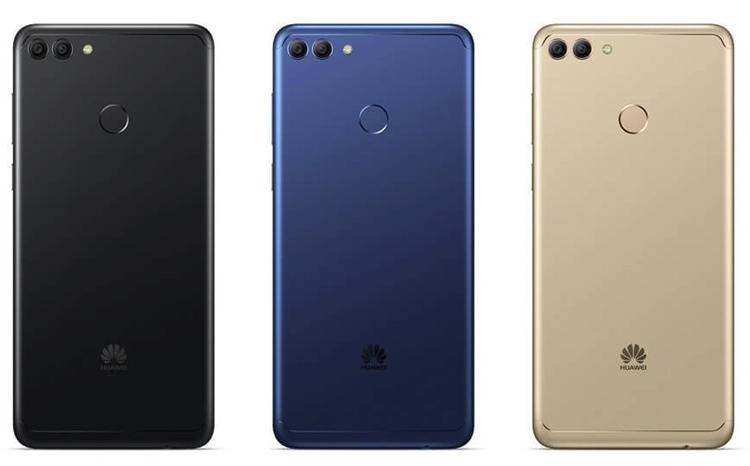 "Дебют смартфона Huawei Y9 (2018): четыре камеры и ёмкий аккумулятор"""