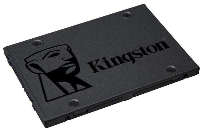 318 1 - Семейство SSD Kingston A400 пополнилось моделью на 960 Гбайт