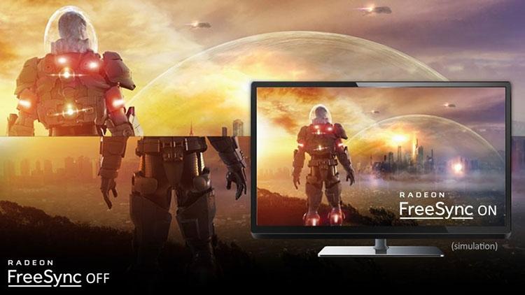 """Xbox One X и One S вскоре получат поддержку дисплеев AMD FreeSync"""""""