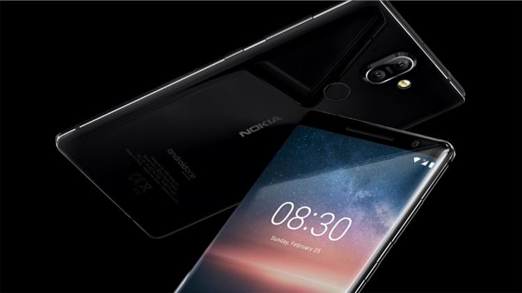 """Раскрыты характеристики мощного смартфона Nokia 8 Pro"""""""