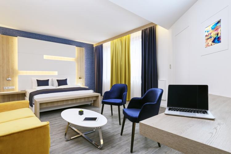 """«Умный» отель KViHotel: четыре звезды с акцентом на цифровые решения"""""""