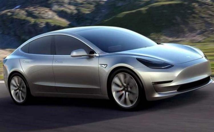 """Tesla останавливала производство Model 3 в феврале"""""""