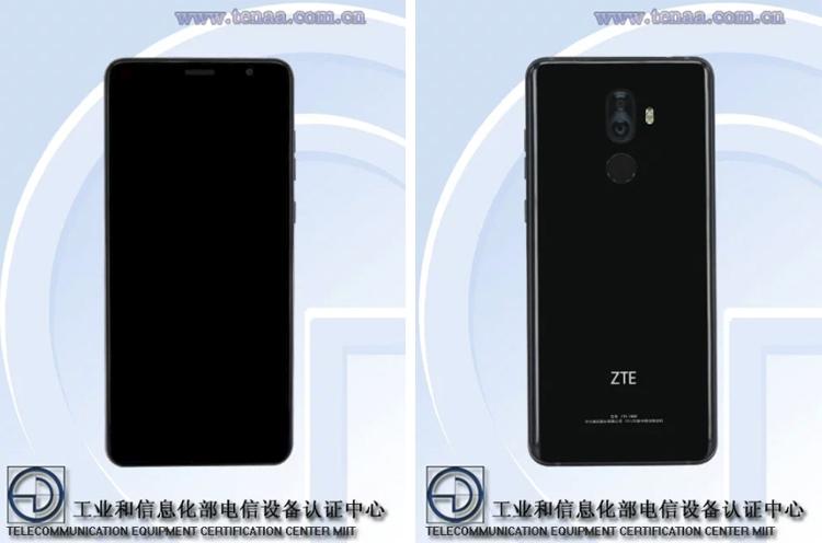 Рассекречен смартфон ZTE V890 с двойной камерой и экраном FHD+