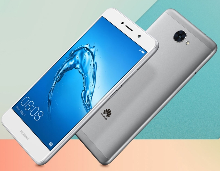 """Смартфон Huawei Y7 (2018) показал лицо"""""""