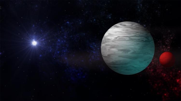 В 200 световых годах от Солнца обнаружена суперземля